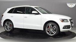 2017 Audi SQ5 3.0T quattro Premium Plus