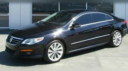 2011 Volkswagen CC VR6 4Motion Executive