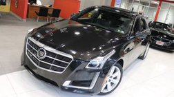 2014 Cadillac CTS 2.0T Premium Collection
