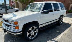 1998 Chevrolet Tahoe K1500