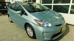 2013 Toyota Prius Advanced
