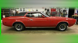 1972 Ford Mustang Grande Numbers Matching