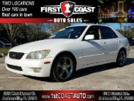 2003 Lexus IS 300 Base