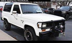 1985 Ford Bronco II Base