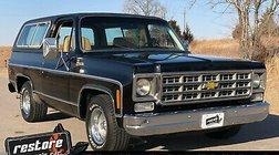 1978 Chevrolet Blazer K5 2WD - 58k mile One Owner Survivor