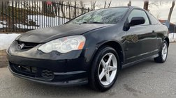 2003 Acura RSX 3dr Sport Cpe Manual