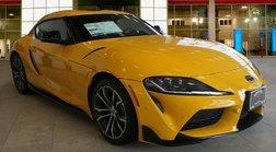2022 Toyota GR Supra 2.0