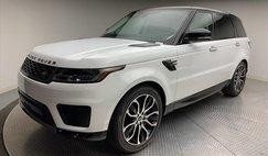 2022 Land Rover Range Rover Sport HSE Silver Edition MHEV