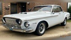 1962 Dodge Dart 440 - 440 Six Pack