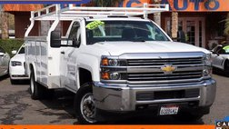 2015 Chevrolet Cab & Chassis 2D