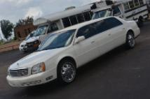 2005 Cadillac DeVille 6 door 3 seat limo