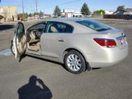 2012 Buick LaCrosse Leather