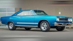 1968 Plymouth Track Pak Dana 60 - 440 - 4-Speed - Stunning