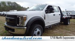 2019 Ford Super Duty F-450 XL 4x2 SD Crew Cab 179 in. WB DRW