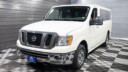 2020 Nissan NV Passenger 3500 HD SL