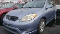2005 Toyota Matrix Base