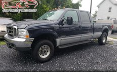 2000 Ford F-250 XL Crew Cab Long Bed 4WD