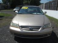 2002 Honda Accord EX
