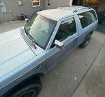 1984 Chevrolet S-10 Blazer S10