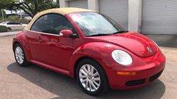 2008 Volkswagen New Beetle SE