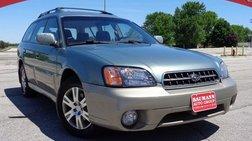 2004 Subaru Outback H6-3.0 35th Anniversary Edition