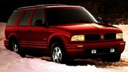 1997 Oldsmobile Bravada Base