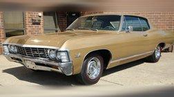 1967 Chevrolet Caprice - #s 396 - Loaded