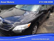 2010 Toyota Camry 4dr Sdn LE Manual (Natl)