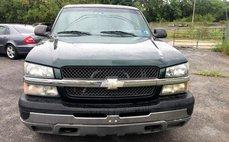 2003 Chevrolet Silverado 1500 LT Pickup 4D 8 ft