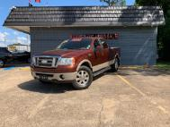 2007 Ford F-150 King-Ranch SuperCrew 5.5-ft. Bed 4WD