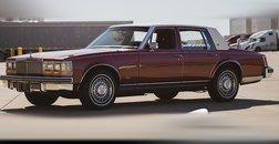 1978 Cadillac Seville Diesel
