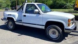 1989 Chevrolet C/K 1500 Reg. Cab 6.5-ft. Bed 4WD