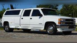1998 Chevrolet C/K 3500 C3500 Cheyenne