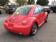 1998 Volkswagen New Beetle Base
