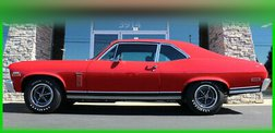 1970 Chevrolet Nova Chevrolet Nova NUMBERS MATCHING 396 Frame Off Restoration