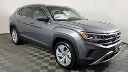2021 Volkswagen Atlas Cross Sport V6 SEL 4Motion