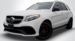 2017 Mercedes-Benz GLE-Class AMG GLE 63 S