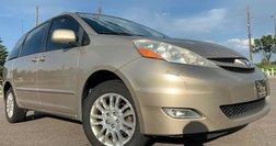 2007 Toyota Sienna XLE Limited