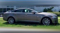 2011 Jaguar XJ Base