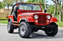1984 Jeep CJ-7 Base
