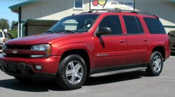 2004 Chevrolet TrailBlazer EXT 4dr 4WD EXT LT