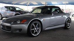 2000 Honda S2000 Base