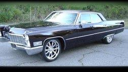 1968 Cadillac DeVille Sedan