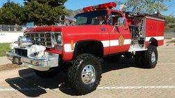 1978 Chevrolet  Pierce Body