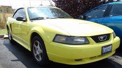 2003 Ford Mustang V6
