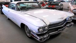 1959 Cadillac DeVille Coupe
