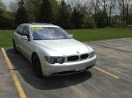 2002 BMW 7 Series 745Li