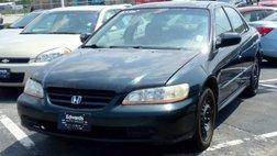 2001 Honda Accord LX