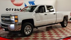2015 Chevrolet Silverado 3500HD Work Truck