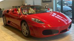 2008 Ferrari F430 Spider Base